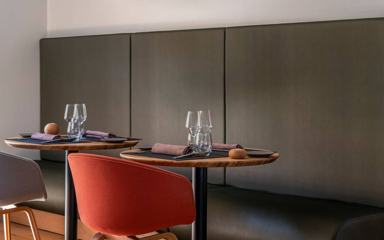 Table set - hotel perpignan