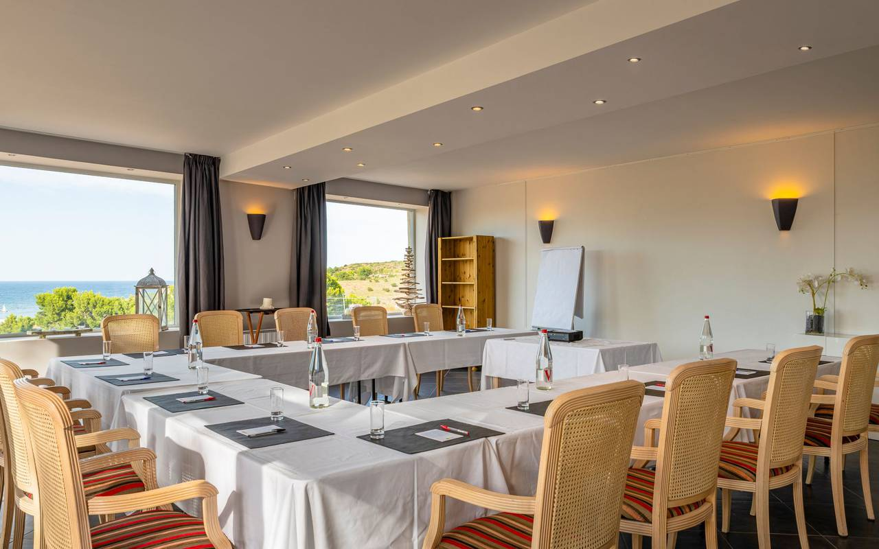 Seminar Room - Port vendres hotel